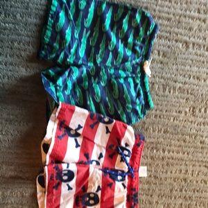 Boy's swim trunks